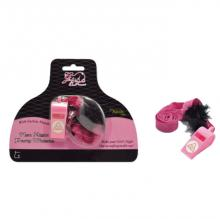 Girls Night Out Hens Party Pink Referee Whistle Bride To Be Bachelorette Fun