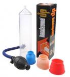 Erectile Dysfunction Aid Penis Pump Male Enhancer Extender Vacuum Enlarger Power