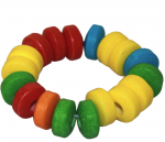 Super Stretch Candy Cock Ring Edible Gag Gifts Adult Sex Toys Penis Ring