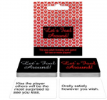 Let's Fool Around! Card Game Perform Dares and Sexy Actions Adult Risqué Fun