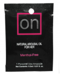 ON Natural Arousal clitoris Stimulating clitoral Oil for Her Women Original