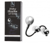 Fifty Shades of Grey Silver Pleasure Weighted Metal Ben Wa Balls Kegel Exerciser